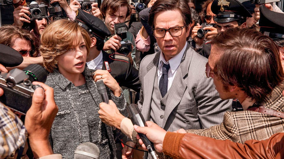 El actor ganó 1,5 millones de dólares por volver a filmar escenas de Todo el dinero del mundo y su coestrella, Michelle Williams, solo 1500