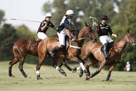 Mac Donough y Pieres marcan a Castagnola; Ellerstina brilló en la final de Hurlingham