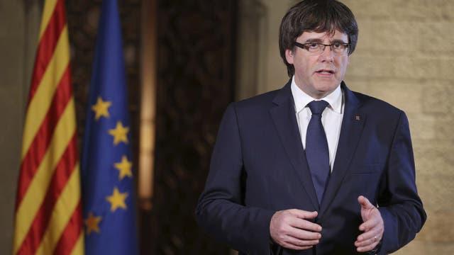 Mañana de infarto en Cataluña, con posible fracaso del plan independentista y llamado a elecciones