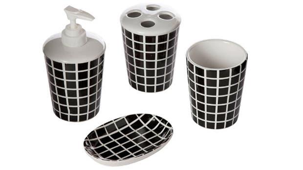 Accesorios Baño Inodoro:Accesorios para renovar tu baño – Living – ESPACIO LIVING