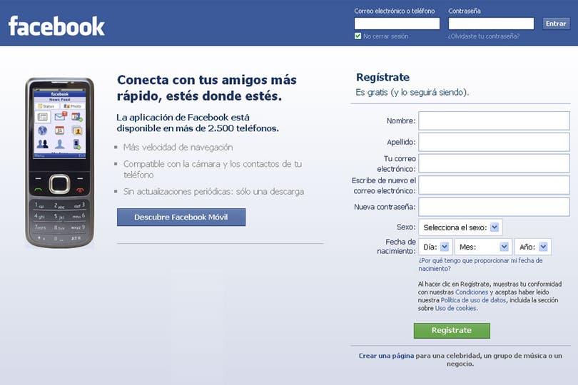 Facebook pretende cambiar próximamente su política de privacidad