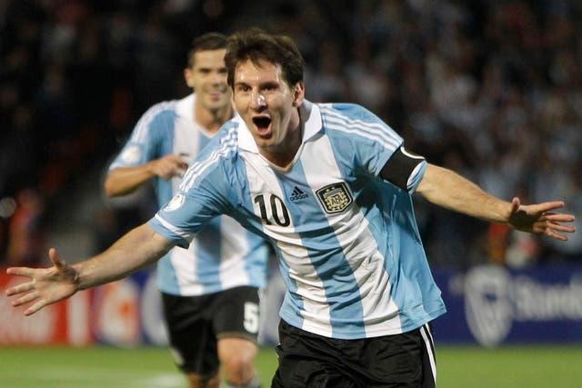Leo Messi suele depararle buenas noticias al país; según un estudio, serán más compartidas que las malas noticias