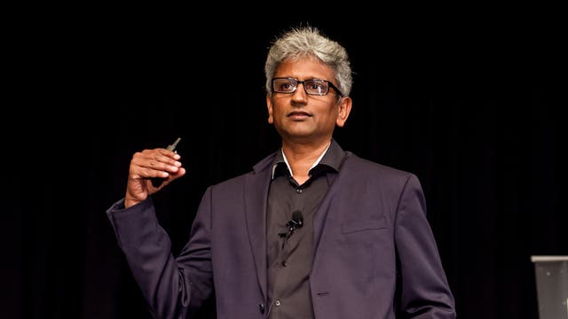Raja Koduri, jefe de arquitectura Radeon en AMD