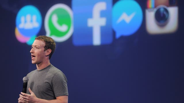 El imperio de Mark Zuckerberg: Facebook, Whatsapp e Instagram
