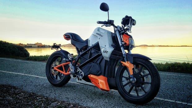 Voltu, la moto eléctrica deportiva desarrollada en Paraná, Entre Ríos