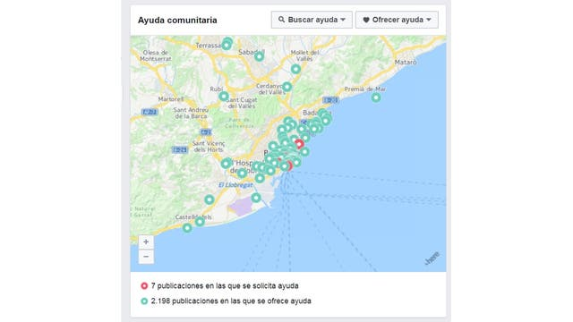 Una furgoneta atropella a varias personas en la Rambla de Barcelona