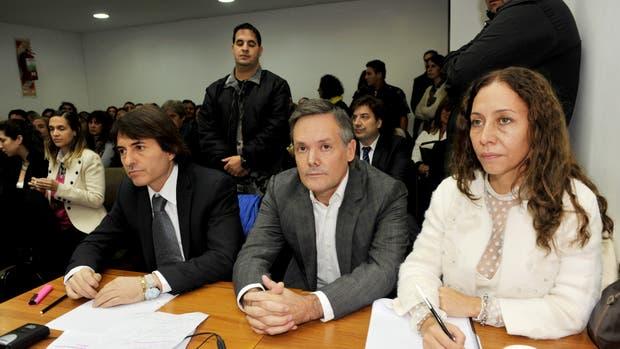Doce ciudadanos comunes definieron hoy el destino de Fernando Farré