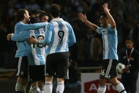 La selección comenzará en octubre el camino al próximo Mundial