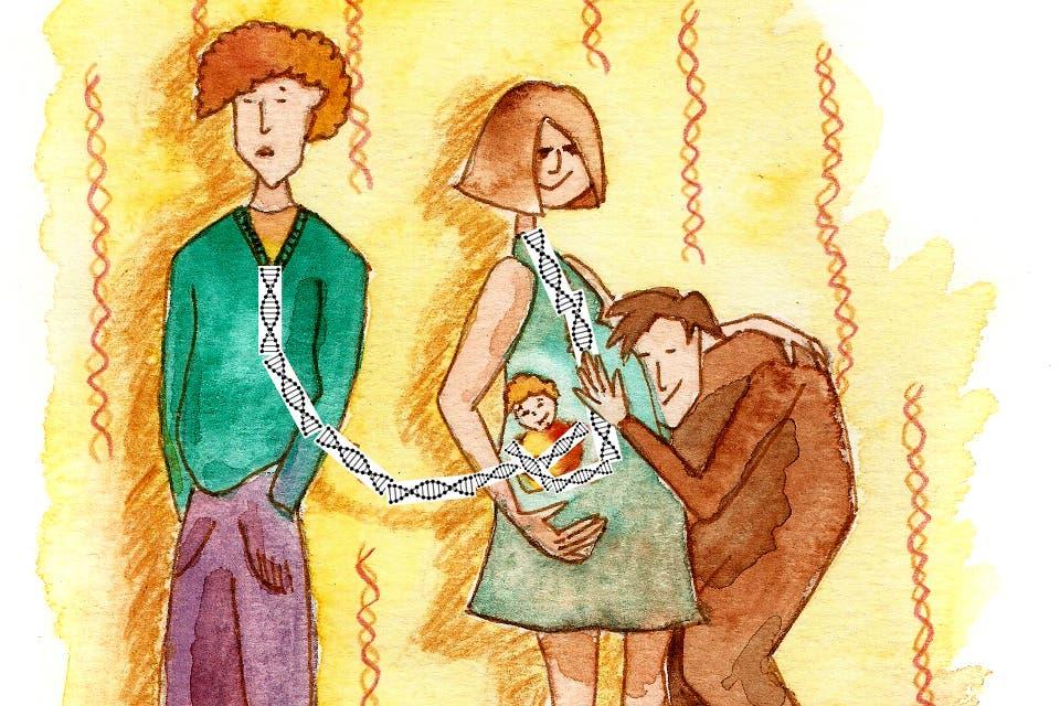 Se puede hacer examen de adn estando embarazada