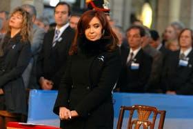 La participación de Cristina Kirchner en el Tedeum del 25 de mayo en Bariloche costó 2,6 millones de pesos