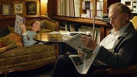 Riva y Trintignant, en un film sobre la vida y la muerte