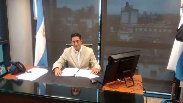 Emiliano Vargas Aignasse es diputado tucumano por el peronismo