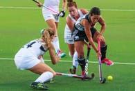 Dura derrota de las Leonas en el cuarto amistoso ante Nueva Zelanda