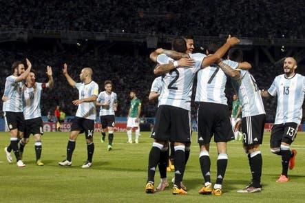 La selección argentina recuperó el primer lugar del ranking FIFA