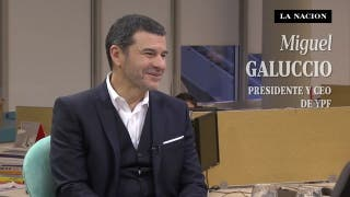 Entrevista completa a Miguel Galuccio