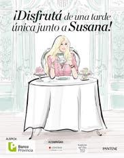 Estas son las lectoras que van a tomar el té con Susana