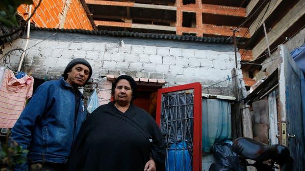 Previamente, el gobierno porteño llamaría a licitación para realizar un estudio estructural. Tata Galván y su esposa Silvia González. Foto: LA NACION / Fabián Marelli