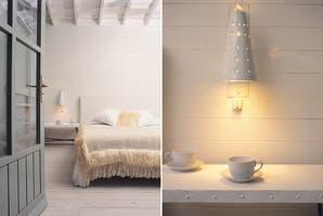 Mil tonos de blanco en una casa pensada para la serenidad