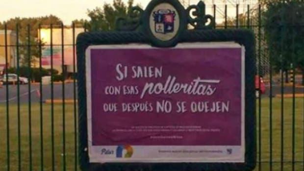 Pilar: la campaña sobre violencia de género que terminó produciéndola