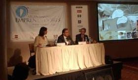 Ayer, Tamara Di Tella, Federico Aversa y Germán Preusche expusieron sus experiencias