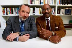 Martín Böhmer y Michael Dinwiddie