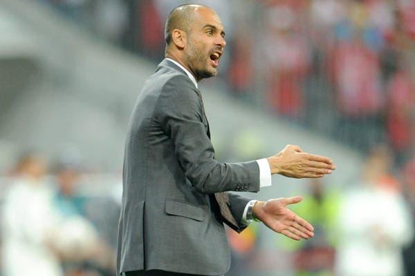 Pep Guardiola festejó en su debut de Bundesliga