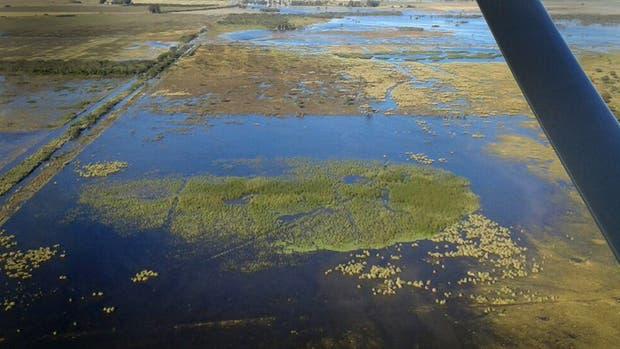 Según el reporte oficial, los excesos hídricos seguirán siendo un problema en la campaña