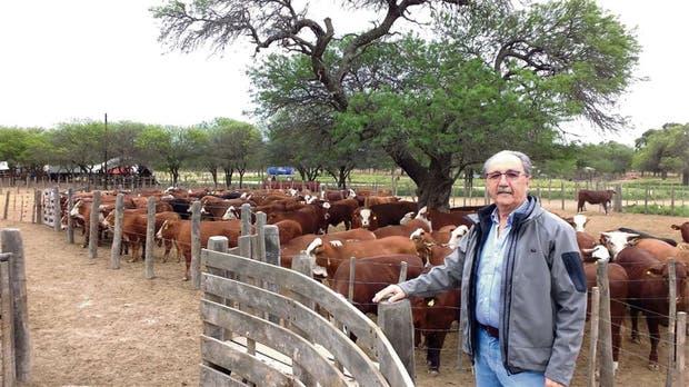 Juan José Ventura, a cargo de Monte Buey Agropecuaria