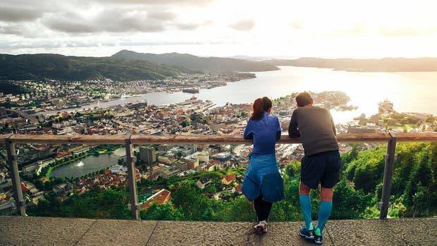 Los noruegos respetan el horario de trabajo y no lo exceden