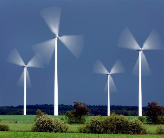 Energía eólica, junto a la solar y la hidro, son las principales apuestas de sustición de energía convencional por renovables, pero hay muchas más