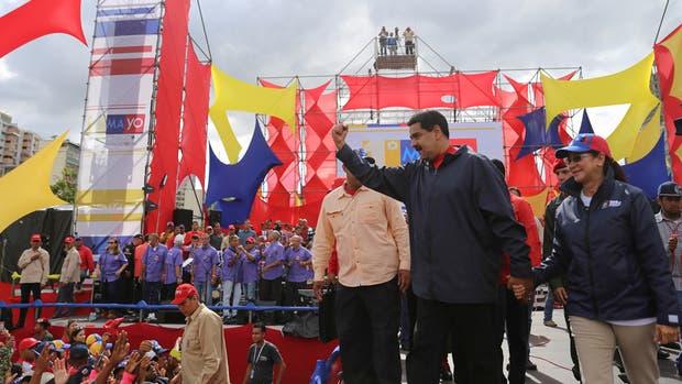Maduro convocó una Asamblea Nacional Constituyente