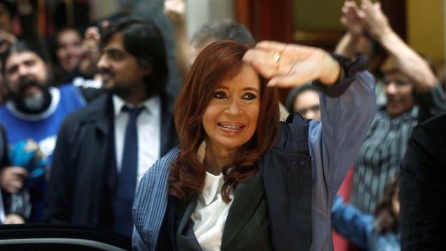 Cristina: Buscaron la ruta del dinero K y encontraron la del dinero M