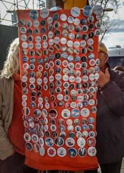 La previa del acto de Cristina en Mar del Plata. Foto: LA NACION / Brenda Struminger
