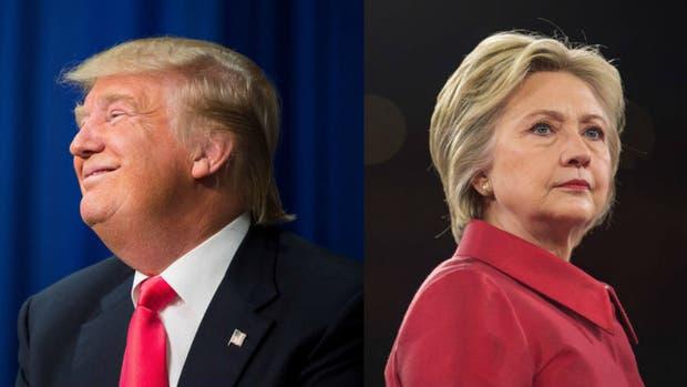 Trump logró la presidencia con la mitad de dinero que su rival Hillary
