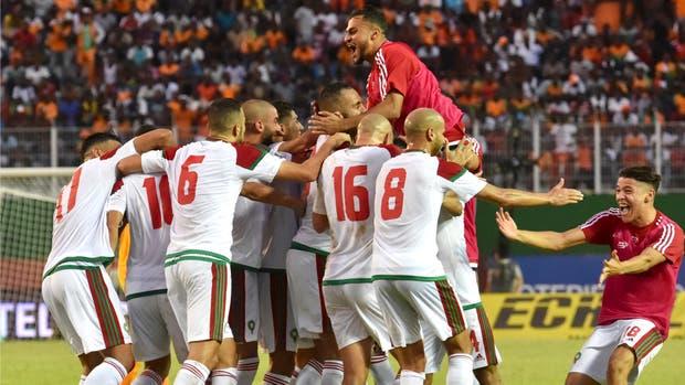 El festejo de Marruecos