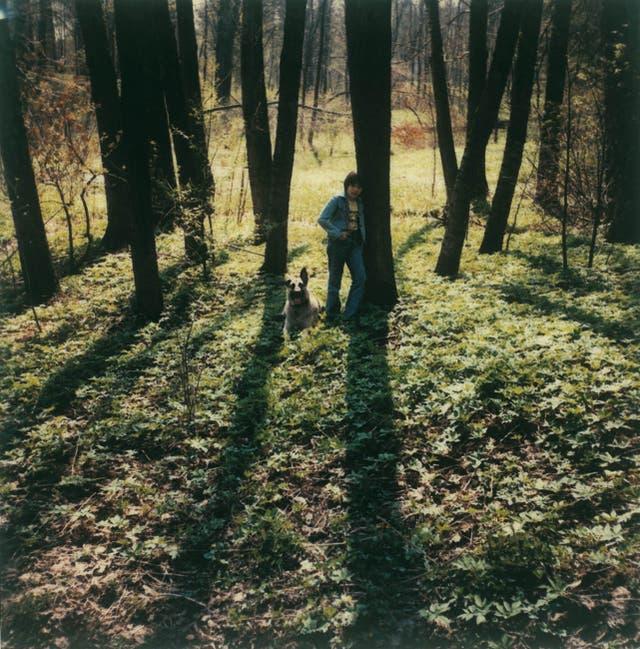 Una polaroid de 1981