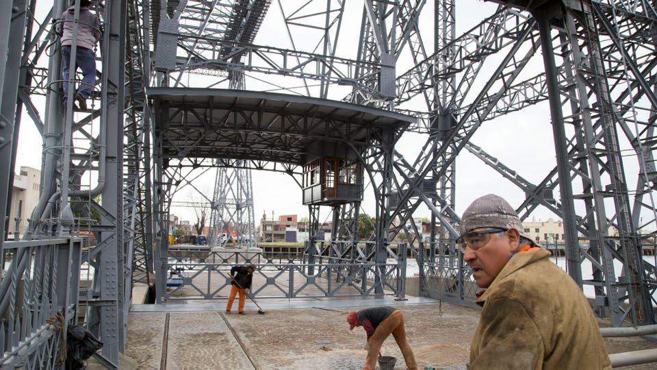 Se están terminando de ajustar detalles para su inauguración. Foto: Leo Vaca / AFV