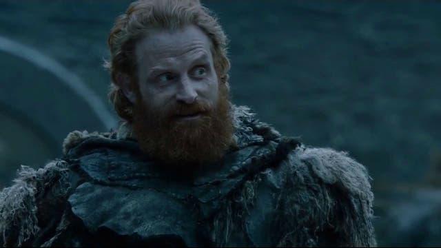 A diferencia de Jon Snow, Tormund no necesita resucitar porque no se muere.