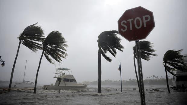 El paso de Irma en primera persona