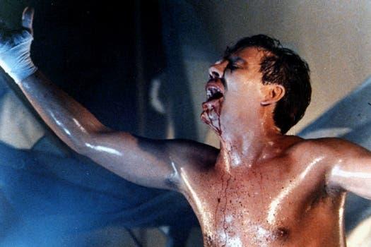 Gatica, el mono (1993) fue protagonizada por Edgardo Nieva. Foto: Archivo