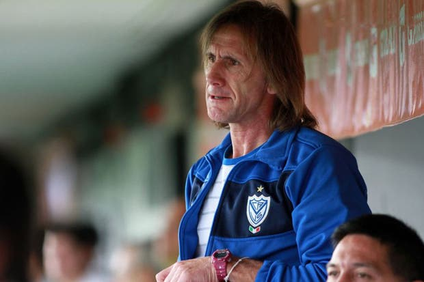Gareca cerca de confirmar su continuidad en Vélez