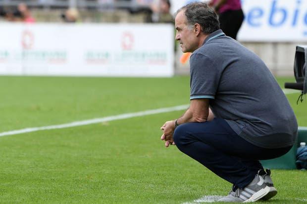 Lille de Marcelo Bielsa sufrió dura derrota en un insólito partido