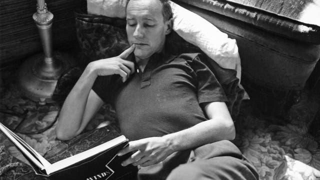 William Burroughs en 1953