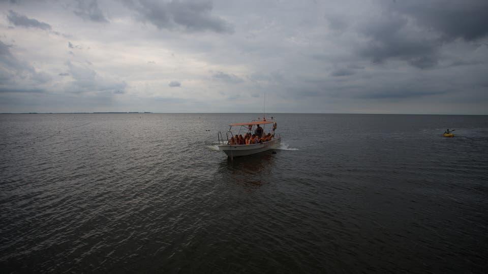 Laguna de Mar Chiquita, cada vez más cerca de ser el parque nacional más grande del país. Foto: LA NACION / Diego Lima