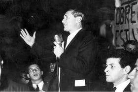 """Augusto Timoteo Vandor, líder sindical en los años 60, llegó a proponer un """"peronismo sin Perón"""""""
