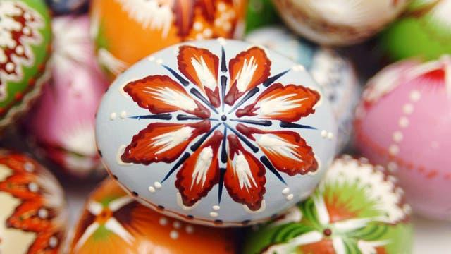 La tradición de los huevos de Pascua se remontaría al antiguo Egipto.