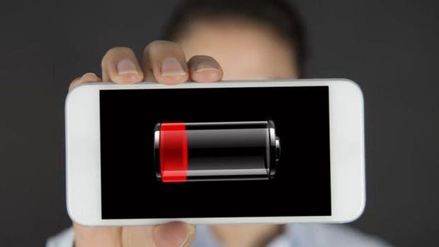 Las baterías de los celulares funcionan en ciclos de carga y descarga