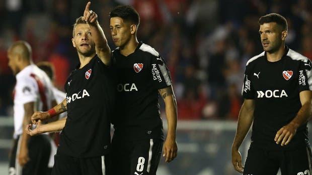 Libertad vs. Independiente: Semifinal ida por la Copa Sudamericana