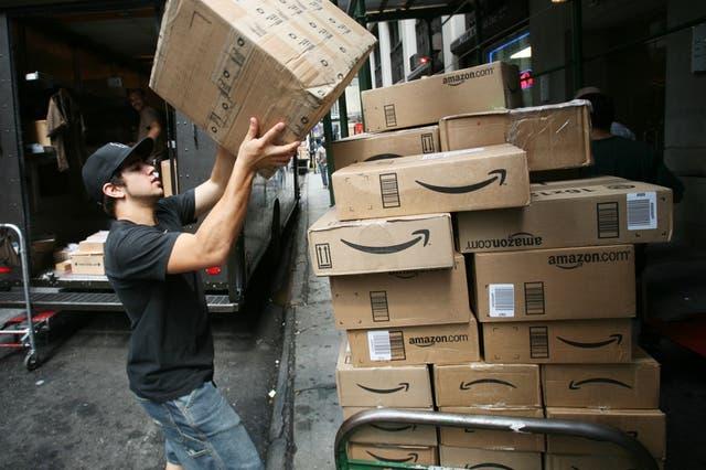 Amazon cumplió 20 años puliendo su infraestructura de envíos de productos