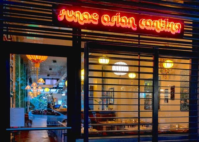 La cantina de comida filipina de Christina Sunae en Palermo Hollywood.